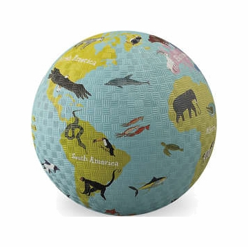 "Crocodile Creek 5"" Playball - World"