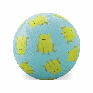 "Crocodile Creek 5"" Playball - Frogs"