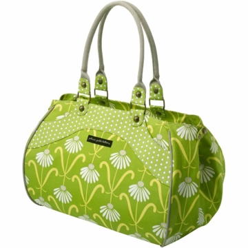Petunia Pickle Bottom Wistful Weekender in Dancing Daisies