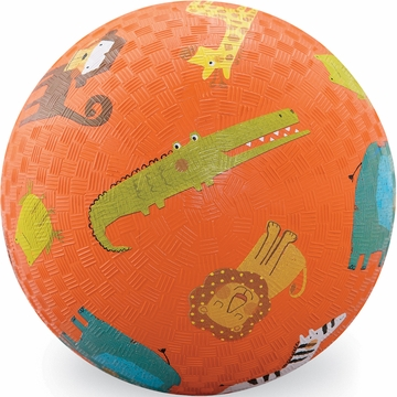 "Crocodile Creek 5"" Playball - Jungle Orange"
