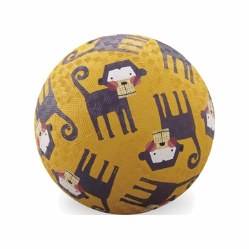 "Crocodile Creek 5"" Playball - Monkeys"
