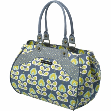 Petunia Pickle Bottom Wistful Weekender in Twilight Tiger Lilly