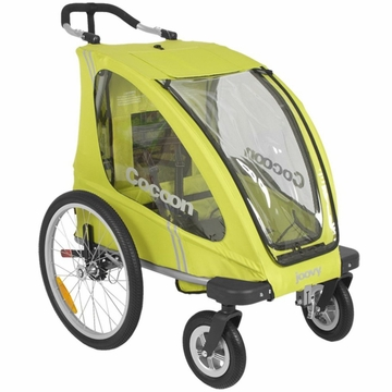 Joovy Cocoon in Greenie