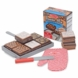 Melissa & Doug Wooden Bake & Serve Brownies