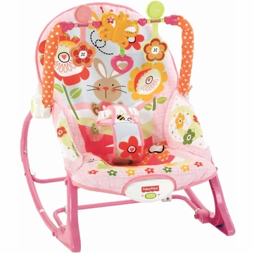 Fisher-Price Infant to Toddler Rocker - Bunny