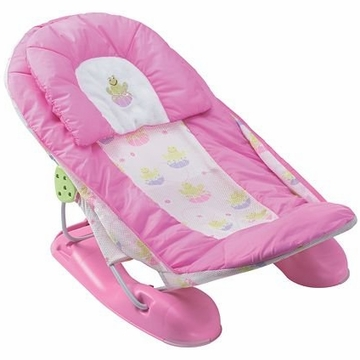 Summer Infant Mother's Touch Large Comfort Bather - Hip Hop Frog