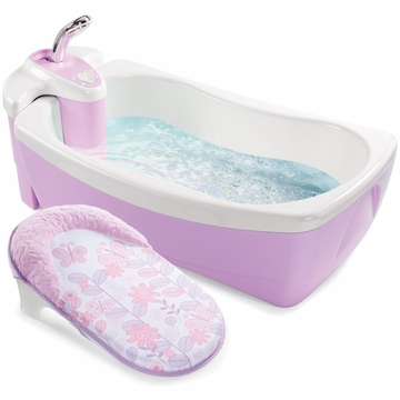 Summer Infant Lil Luxuries Tub - Violet