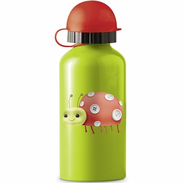 Crocodile Creek Drinking Bottle - Ladybug