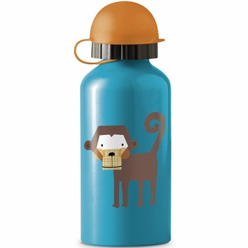 Crocodile Creek Drinking Bottle - Monkey