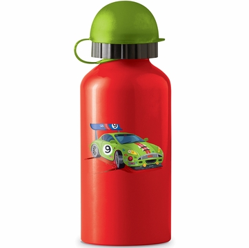 Crocodile Creek Drinking Bottle - Race Car