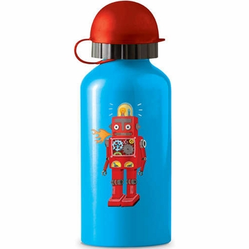 Crocodile Creek Drinking Bottle - Robot
