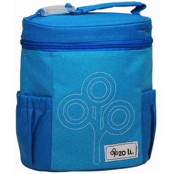 ZoLi NOMNOM Nylon Lunch Bag - Blue