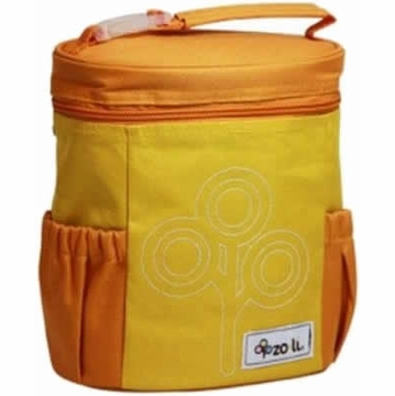 ZoLi NOMNOM Nylon Lunch Bag - Orange