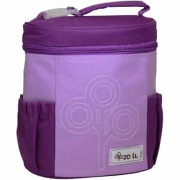 ZoLi NOMNOM Nylon Lunch Bag - Purple