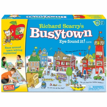 Richard Scarry - Busytown Eye Found It! Game