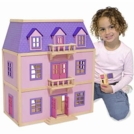 Melissa & Doug Dollhouses, Castles and Stables