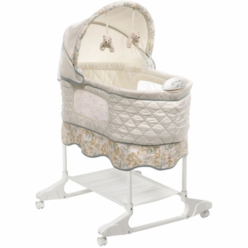 Safety 1st Nod-A-Way Bassinet - Flowers