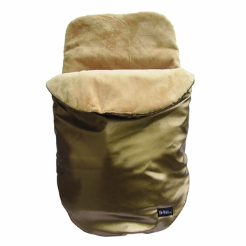 Booyah Baby Infant Foot Muff - Gold Rock Star