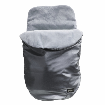 Booyah Baby Infant Foot Muff - Silver Rock Star