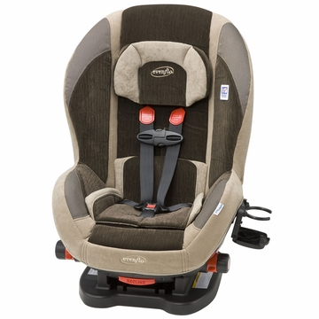 Evenflo Triumph Advance LX Convertible Car Seat in Regency