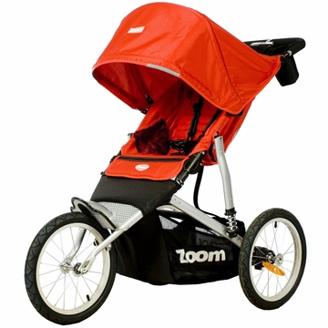 Joovy Zoom ATS Jogging Stroller in Red