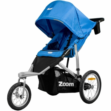 Joovy Zoom 360 Jogging Stroller in Blue