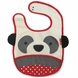 Skip Hop Zoo Tuck-Away Bib - Panda