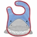 Skip Hop Zoo Tuck-Away Bib - Shark