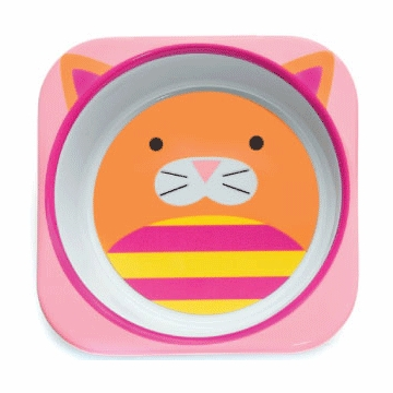 Skip Hop ZOO Tableware Bowl in Cat