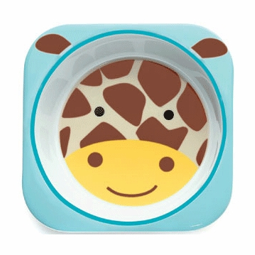 Skip Hop ZOO Tableware Bowl in Giraffe