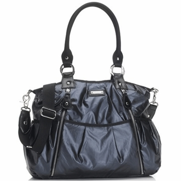 Storksak Olivia Diaper Bag in Petrol Blue