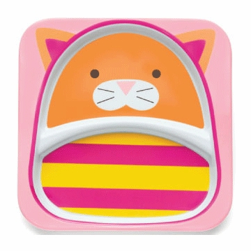 Skip Hop ZOO Tableware Plate in Cat
