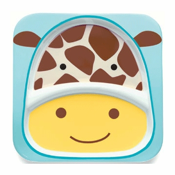 Skip Hop ZOO Tableware Plate in Giraffe