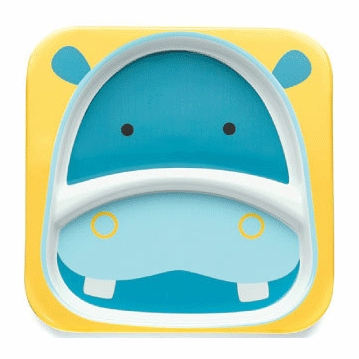 Skip Hop ZOO Tableware Plate in Hippo