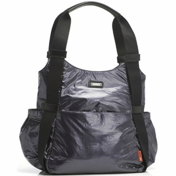 Storksak Tania Diaper Bag in Petrol Blue