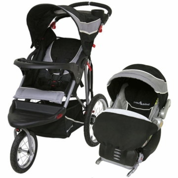 Baby Trend Expedition Jogging Travel System - Phantom