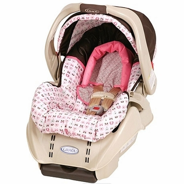 Graco 2010 SnugRide 22 Infant Car Seat - Talula