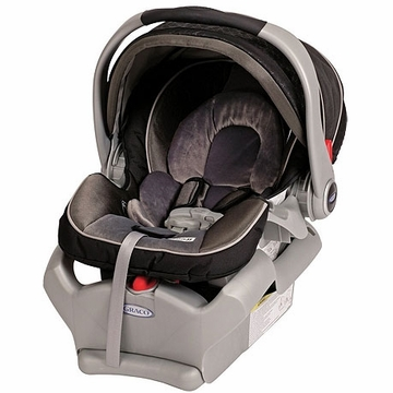 Graco Snugride Classic Connect 35 Infant Car Seat - Flint