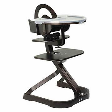 Svan Signet Complete High Chair - Espresso