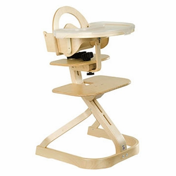 Svan Signet Complete High Chair - Natural