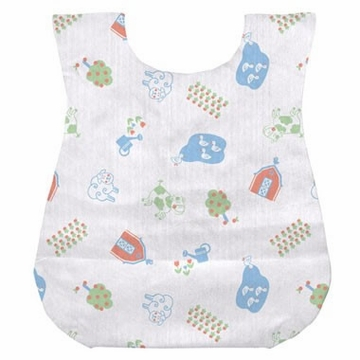 Green Sprouts Disposable Pocket Bibs - 10pk (Stage 2+)