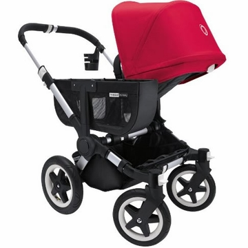 Bugaboo Donkey Tailored Fabric Set - Coral Red