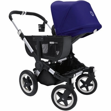 Bugaboo Donkey Tailored Fabric Set - Electric Blue