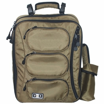 Diaper Dude Convertible Messenger/Backpack - Olive