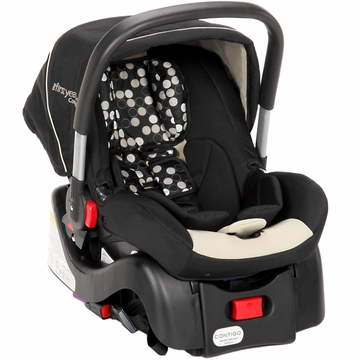 The First Years Contigo Infant Car Seat - Black / Khaki