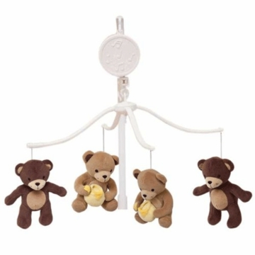 Bedtime Originals Honey Bear Musical Mobile