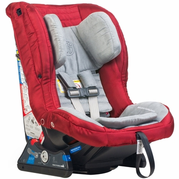 Orbit Baby Toddler Car Seat G2 - Ruby (Red)