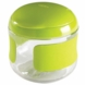 OXO Tot Flip Top Snack Cup in Green
