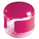 OXO Tot Flip Top Snack Cup in Pink