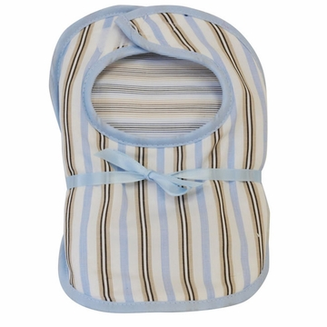Tickle Toes Little Boy Blue Bib & Burp Cloth Set